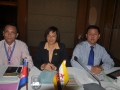 Afeo Delegation from Brunei and Cambodia